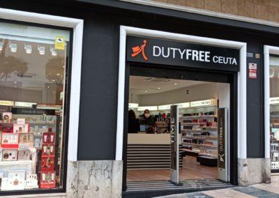 DutyFree Ceuta
